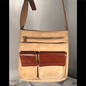 Fossil Expedition Company Messenger Bag
